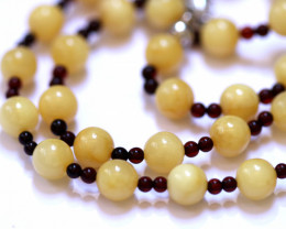 Beautiful Baltic Amber Necklace  code CCC2941