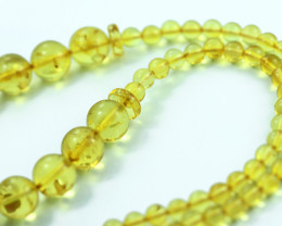 Beautiful Baltic Amber Necklace  code CCC2945