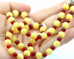 Beautiful Baltic Amber Necklace  code CCC2949