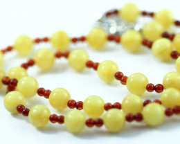 Beautiful Baltic Amber Necklace  code CCC2951