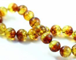 Beautiful Baltic Amber Bracelet  code CCC2955