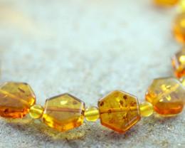 Beautiful Baltic Amber Bracelet  code CCC2978