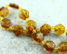 Beautiful Baltic Amber Bracelet  code CCC2979