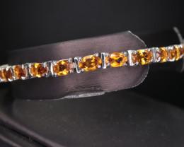 Silver Citrine Bracelets