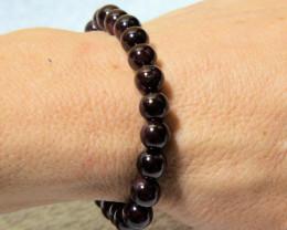 113.5 Tcw. Natural Garnet Bracelet - Gorgeous
