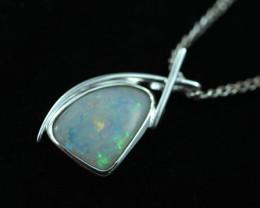 Cute Stylish Crystal Opal Pendant CCC 3129