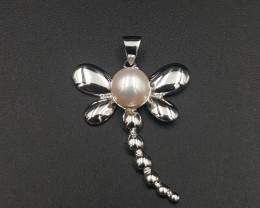 New Style Natural Pearl Pendant