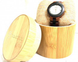 Treasures Eco Friendly Bamboo watch WO 88