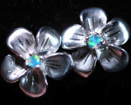 Cute Stylish Crystal Opal Earrings CCC 3559