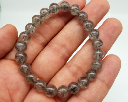 Natural Rutile Quartz Bracelet 81.70 Carats