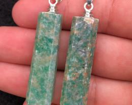 105 carats Natural Beautiful Avebturine pendant