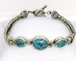 Turquoise Bracelet 8.80TCW.