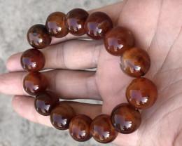 Natural Agate Bracelet.