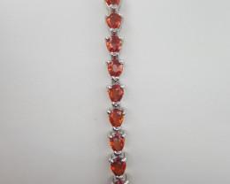 Natural Sapphire Bracelet