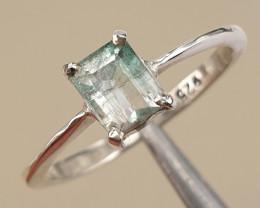 Hand made Natural Tourmaline Ring