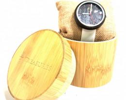 Treasures Eco Friendly Bamboo watch WO 163