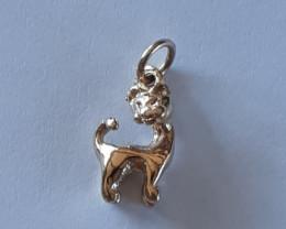 9K Gold Charm   Cat  Code 1910028
