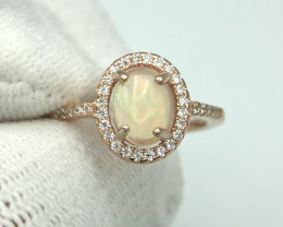 No Reserve- OPAL RING- Stunning Item