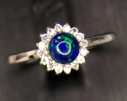 Beautiful-Black-Opal-Ring