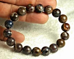 201.5 Tcw. Pietersite Bracelet - Beautiful