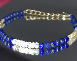 natural mixed gemstone bracelet 456