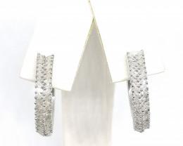 Diamond Earrings 0.50tcw.
