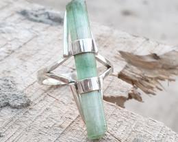 Handmade Natural Tourmaline Ring
