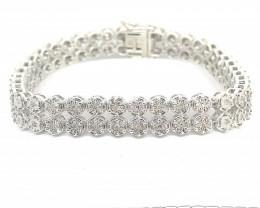Diamond Tennis Bracelet 0.50tcw.