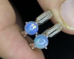Beautiful Opal Earrings