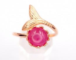 Natural Ruby Rings