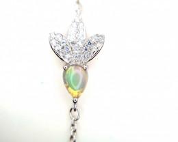 Natural Opal Bracelet