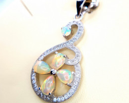Natural Opal Pendent