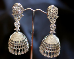 Unique and Custom Curated Hand Made Earrings  RT-89