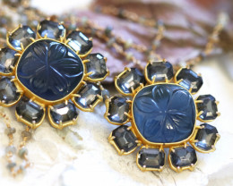 Unique and Custom Curated Hand Made Earrings  RT-100