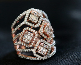 Unique and Custom Curated Hand Made Rings  RT-124