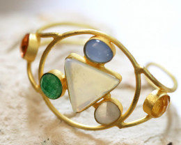 Unique and Custom Curated Hand Made Bangles  RT-145