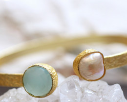 Unique and Custom Curated Hand Made Bangles  RT-148