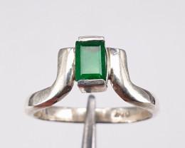 Natural Emerald Good looking Ring