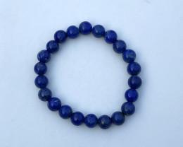 26.56 Ct Natural Dark  Blue Lapis Beads Pendants