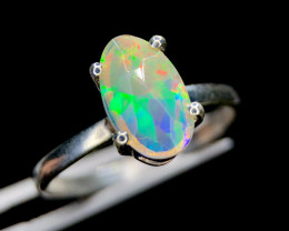 No Reserve~Gorgeous~Opal Fire Ring~Don't loose it