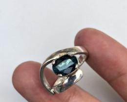 26.70 carats Beautiful Tourmaline 925 Silver Ring