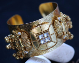 Unique and Custom Curated Hand Made Bangle  RT-254