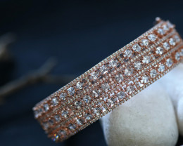 Unique and Custom Curated Hand Made Bangle  RT-258