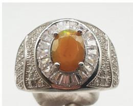Ring   Natural Opal   925 Silver   39.30 Carats