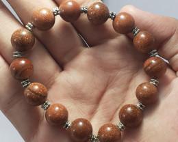 169.25 Carats Natural SinTitek  Bracelet
