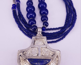 Beautiful Lapis Lazuali Pendant