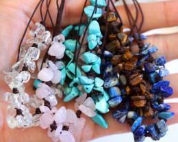 Popular bracelets deal 5 Gemstone Bracelets CH 1193