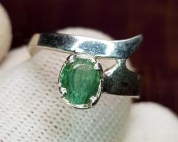 Natural Tourmaline 13.50 Carats Hand Made Ring