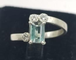 Amazing Natural Tourmaline Ring
