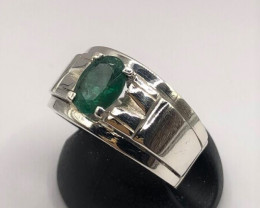 Top Color & Clarity 56.50 ct Hand Made Emerald Ring~Zambian